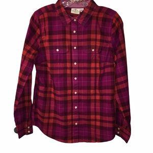 3/$21 St. John's Bay Long Sleeve Button Down Shirt